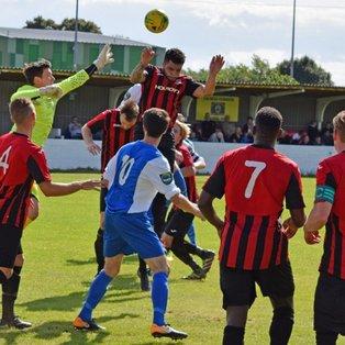 Saffron Walden Town FC 1 – Sawbridgeworth Town FC 2