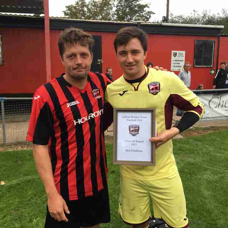 O'Sullivan wins Player of the Month for August 2017