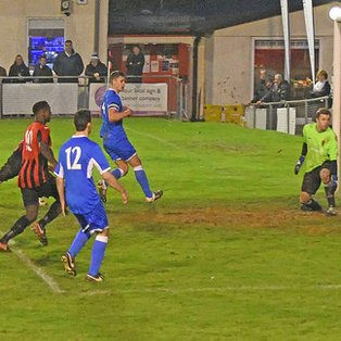 Bloods secure a memorable victory on Armistice Day match