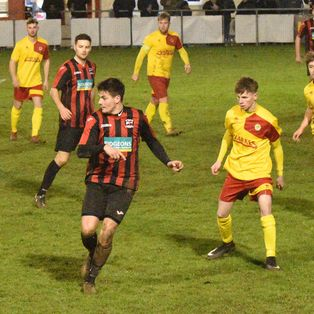 Saffron Walden Town FC 1 - Walsham Le Willows 4