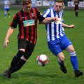 Bloods go through thanks to Portway Hat Trick