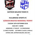 SWTFC vs Hullbridge Sports Tonight