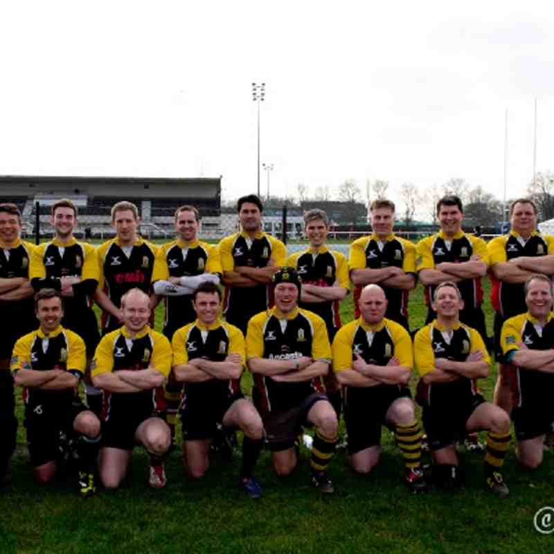 Vets vs Richmond Heavies 10/03/12