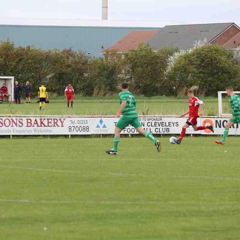 Thornton Cleveleys v Haslingden St Marys 18/08/18
