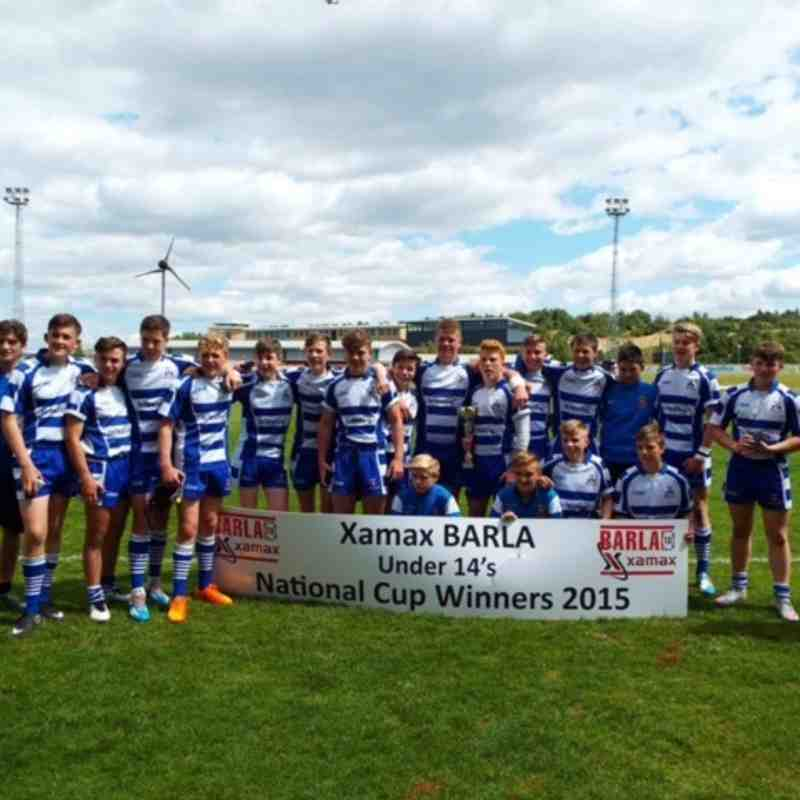 U14 NATIONAL FINALS 2015