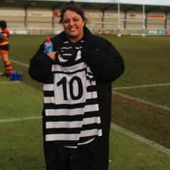 Darlington Ladies 20 - 27 Sunderland