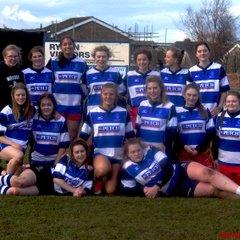 U18 Girls at Ryton