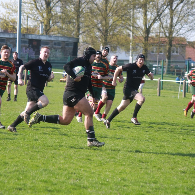 Vulcans Sign Off With a Ten Try Romp