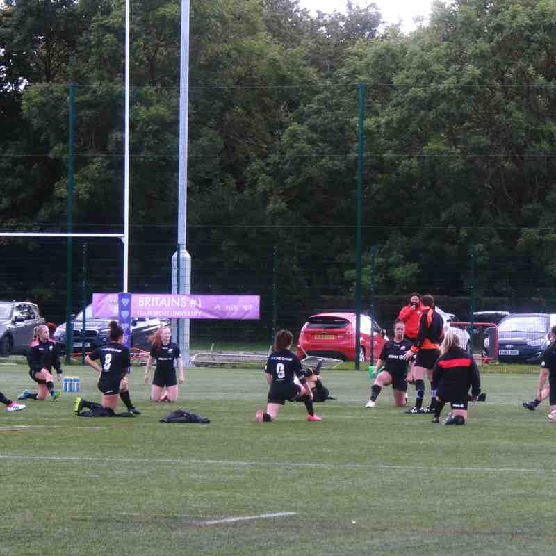 Sharks Development v Saracens