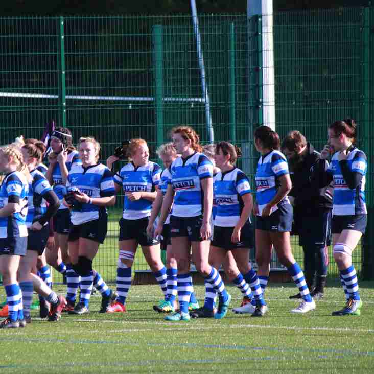 Worcester Valkyries II 22-21 DMP Sharks Development XV
