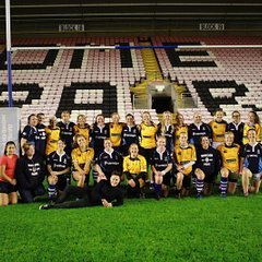 DMP Ladies Touch v Tynedale