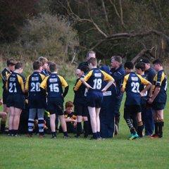 Durham U13 Boys draw to Bishop