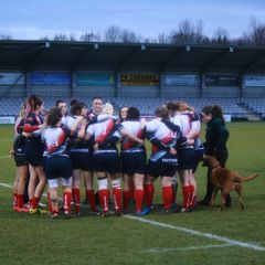 Darlington Ladies 27 - 10 Birkenhead Park