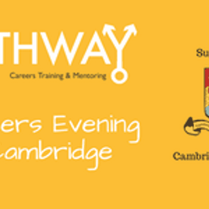 Pathway Careers Evening for 16-18 year olds