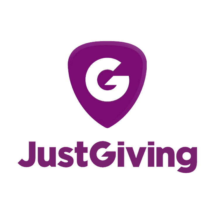 We've set a JustGiving page