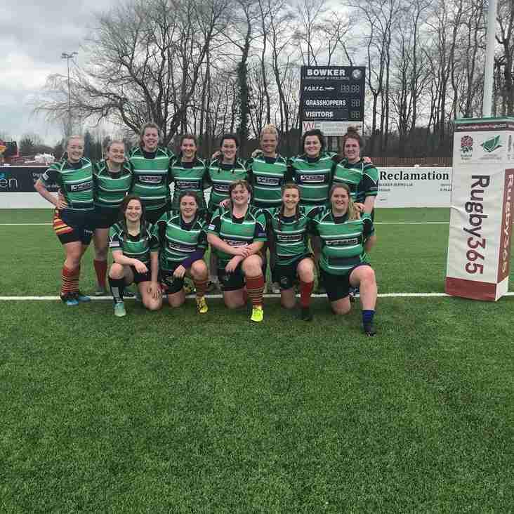 Hoppers Ladies vs Lancashire Barbarians