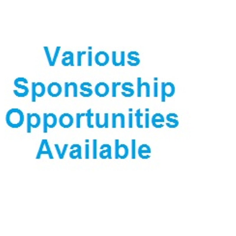 UPDATED - SPONSORSHIP OPPORTUNITIES AVAILABLE