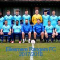Ellesmere Rangers  lose to Stone Old Alleynians 4 - 1