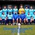 Ellesmere Rangers  lose to Rylands 7 - 0