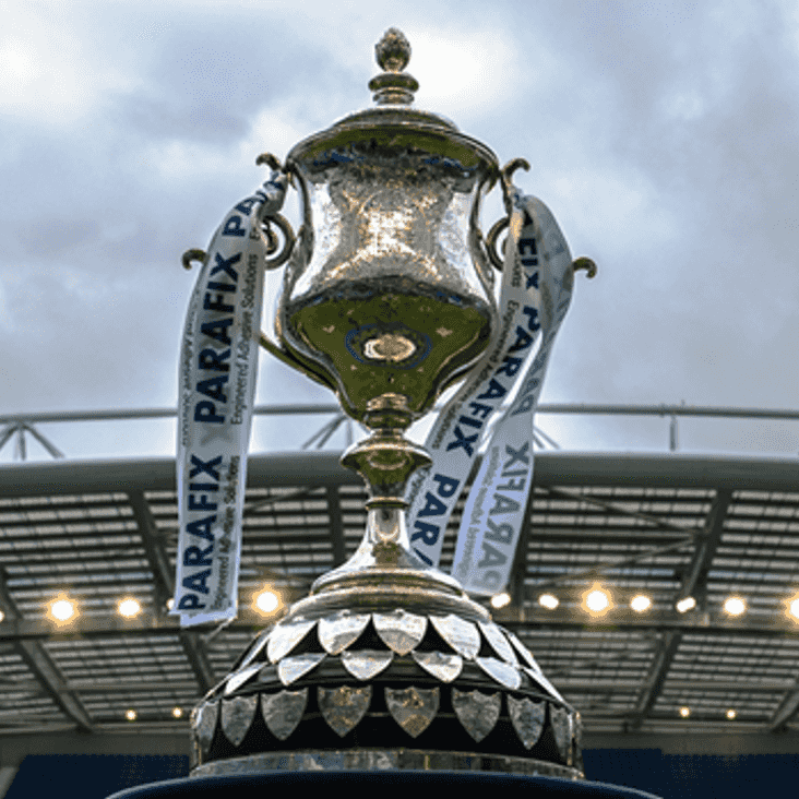 Prices Reduced For Senior Cup Tie