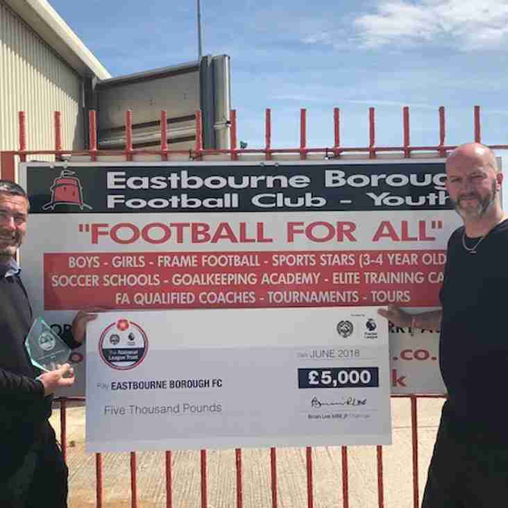 EBFC - Community Club of the Year