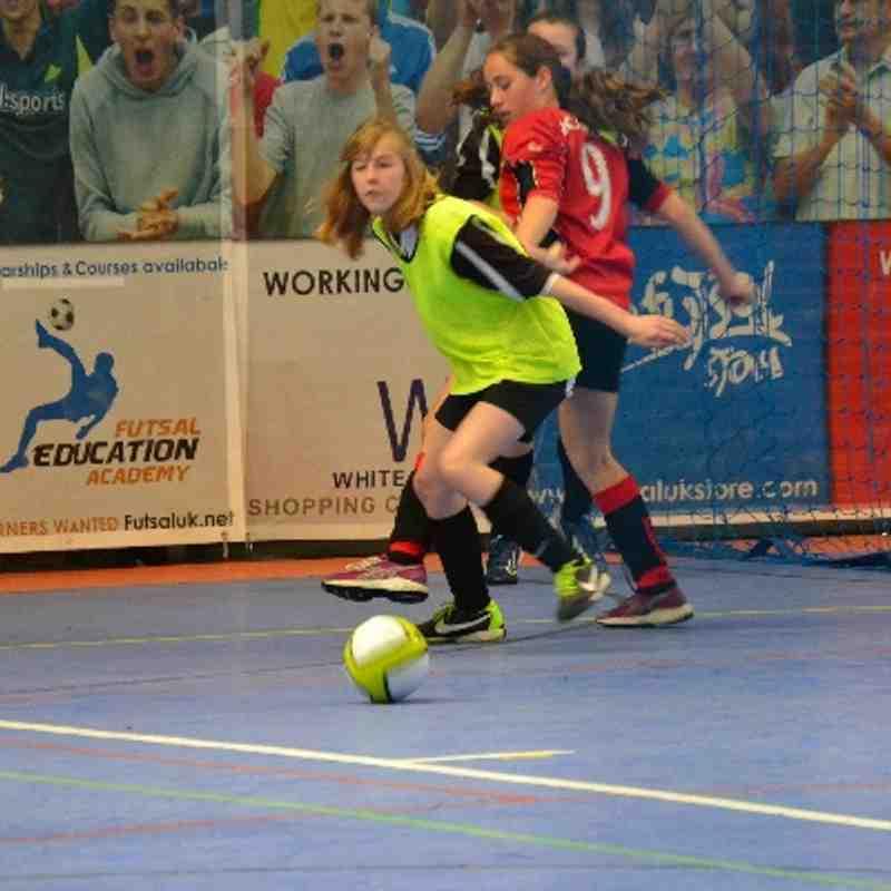 WRCFA Futsal Tournament U14s