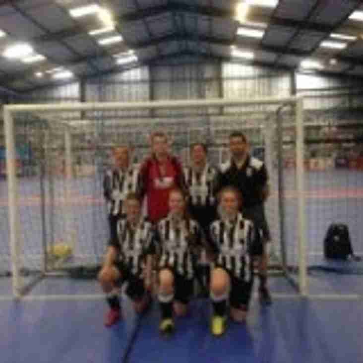 U14's Make National Futsal Finals