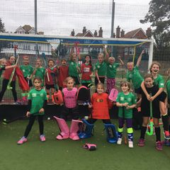 Eastbourne vs U10G Lynxes & Leopards 14 Oct 2018