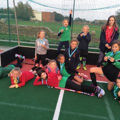 Ron Easton Tournament U10 Girls 04 Nov '18