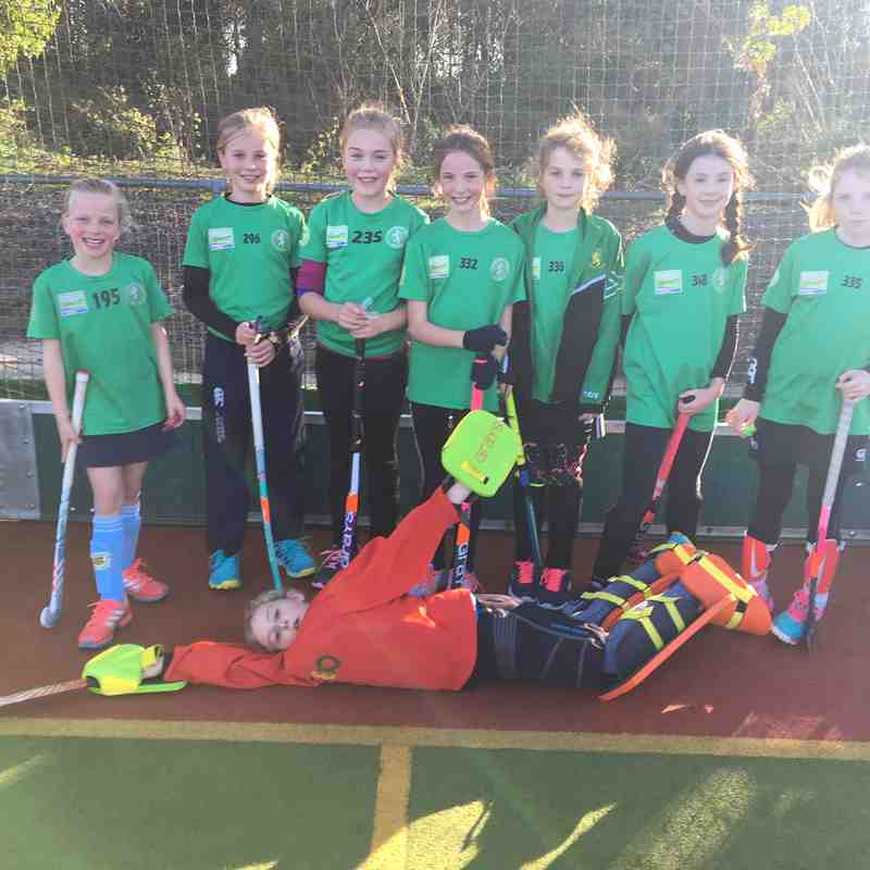 U10G league matches vs Brighton & Hove