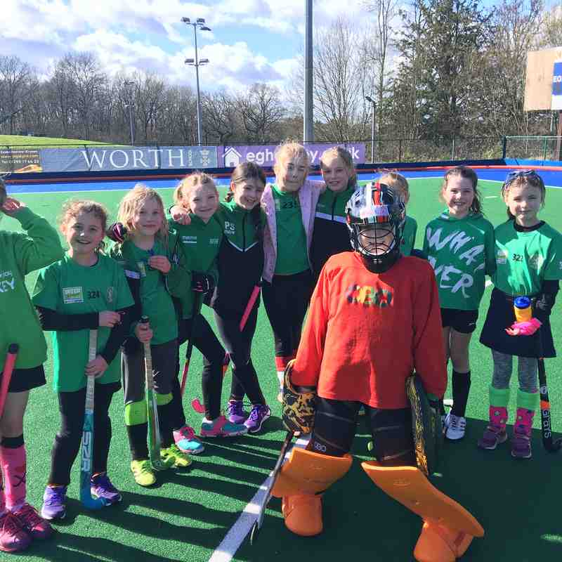 U10 Girls vs EG 10 March 2019