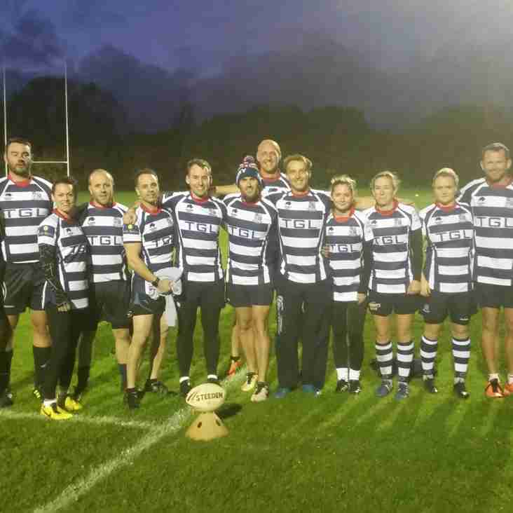 Banbury Touch Makes Strong Debut