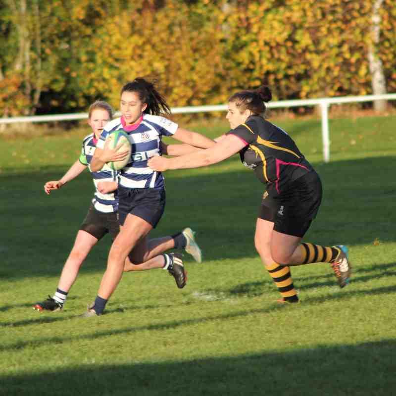 Banbury Belles vs Tewkesbury & Greyhounds