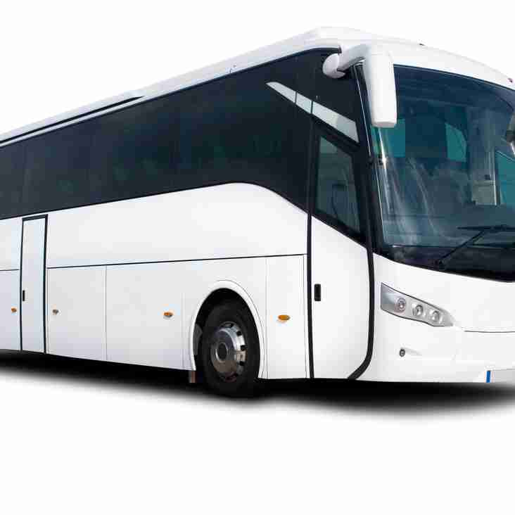 Supporters Bus For Promotion Play-Off Final !
