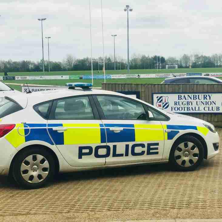 Banbury XV vs Thames Valley Police