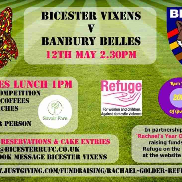 Banbury Belles vs Bicester Vixens