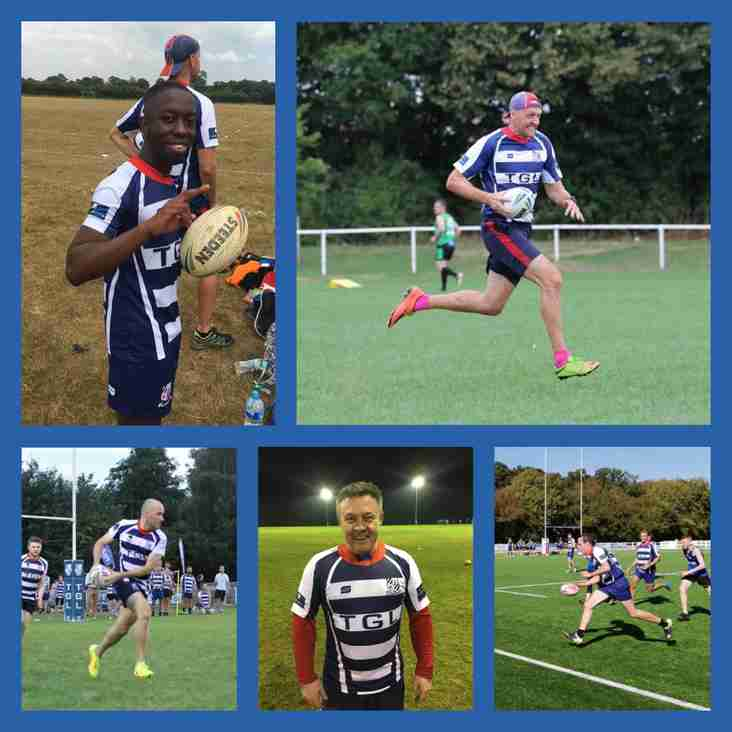 Wild Cats Selection for 5 Banbury Touch Players!