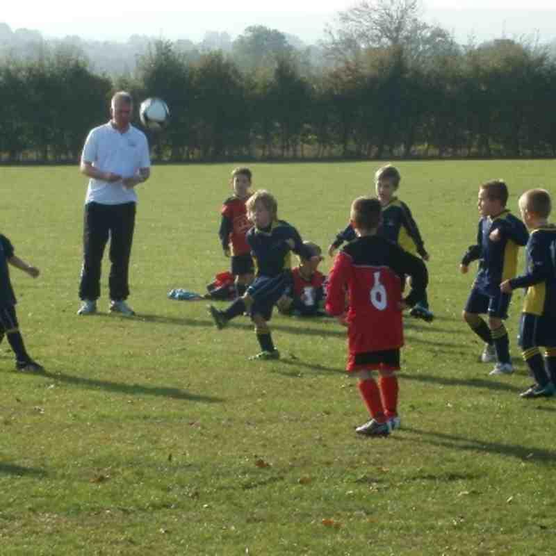 LUFC U7 v Luton Boys 16-10-11