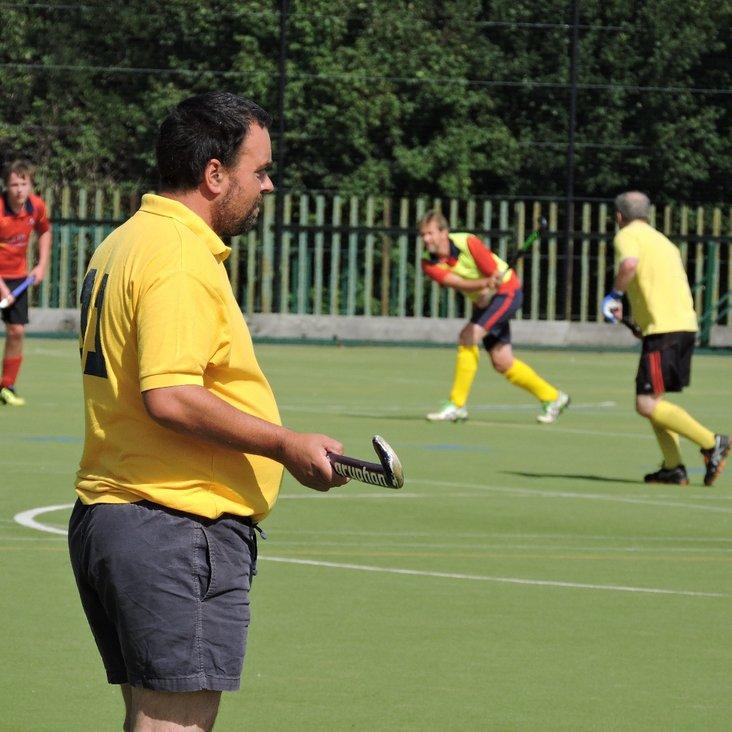 Lower Men&#039;s Training<