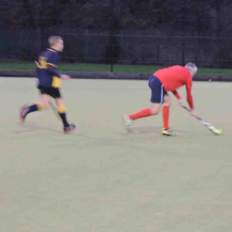 Men's 4s v Gore Court - 12th December 2015