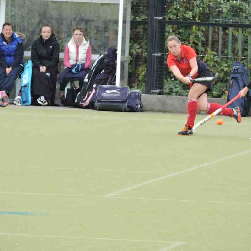 Ladies 4s v Herne Bay - 15th October 2016