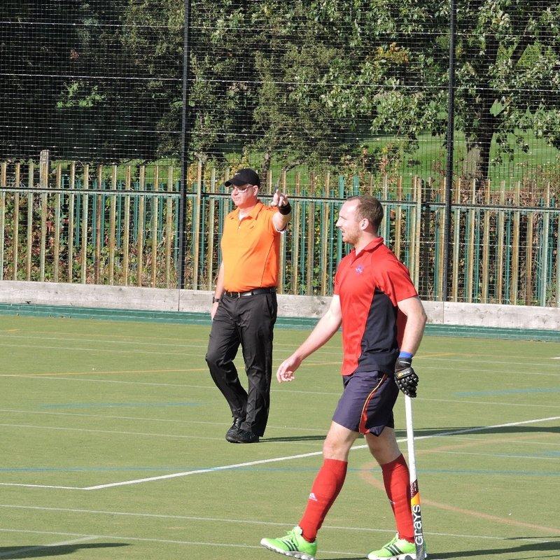 Men's 2s v University of Kent - 15th October 2016