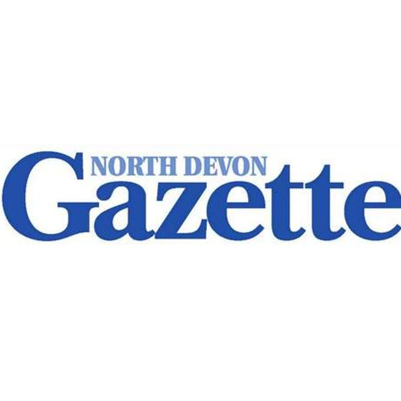 Storm meets North Devon Gazette