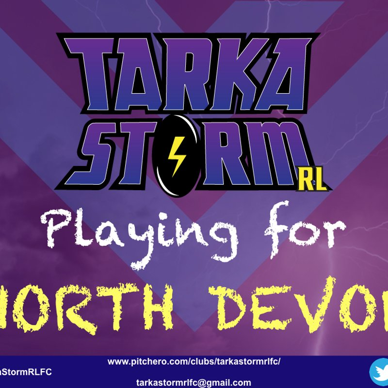 Play for NORTH DEVON only Rugby League team