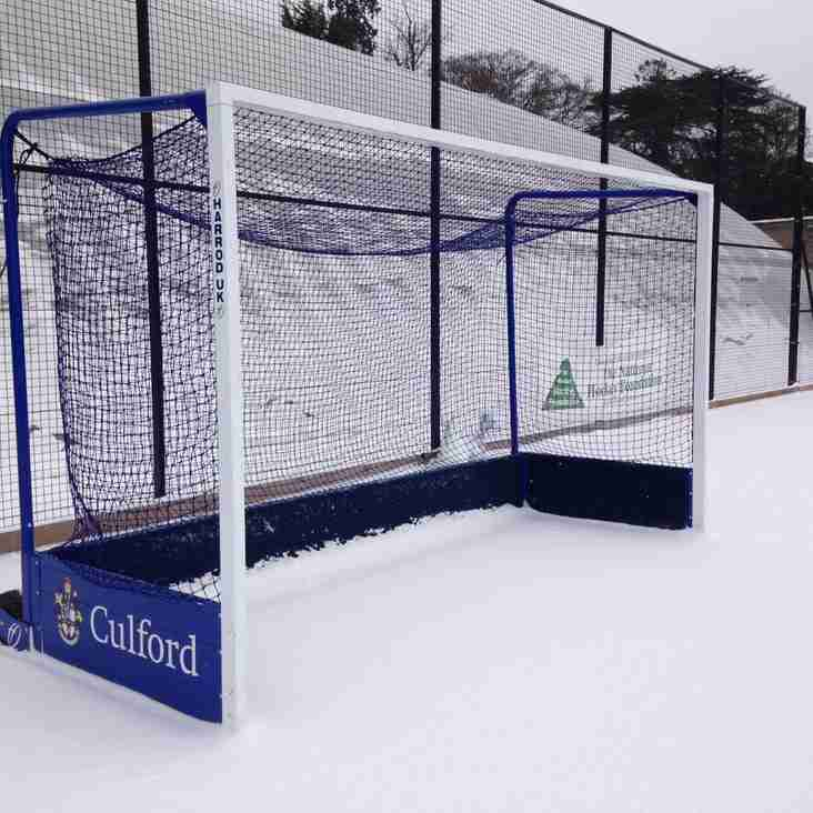 Junior hockey cancelled