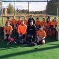 U14 boys deafeated by Spalding