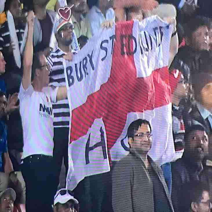 Bury St Edmunds Hockey Club at Men's World Cup