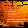 Halloween Party @ ERFC