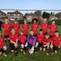 Hyde United U13 (JFL) lose to Richmond Rovers 4 - 1