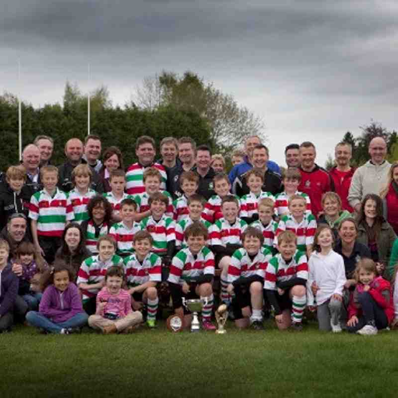 Stockport Tigers (Cheshire Cup Winners )